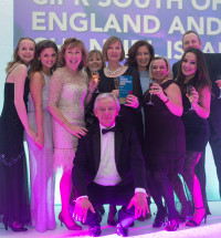 CIPR South of England and Channel Islands PRide Awards 2015