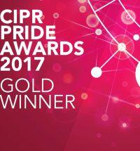 CIPR PRide Awards 2017