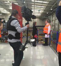 BBC Filming